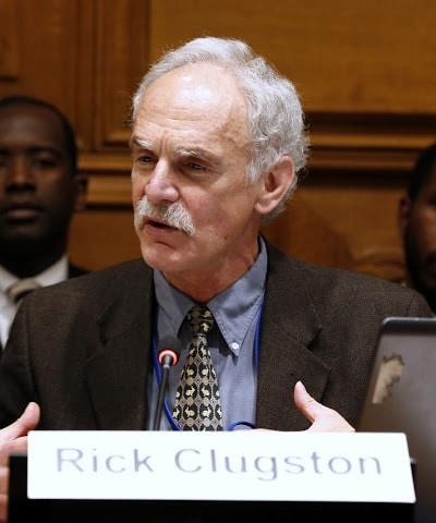 Rick Clugston