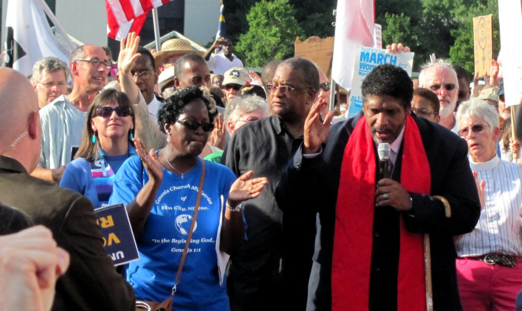 Reverend William Barber, II