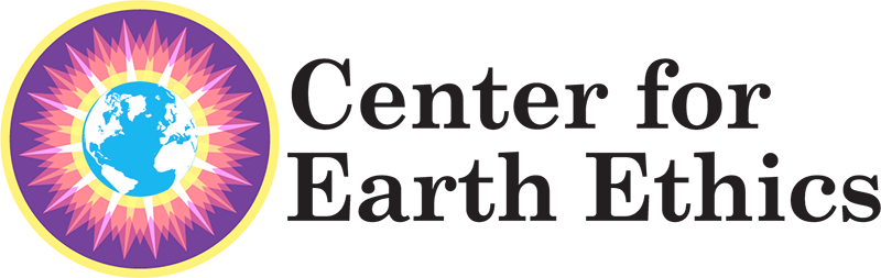 Center for Earth Ethics - Faded Logo