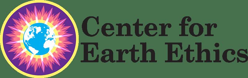 Center for Earth Ethics - Faded Logo