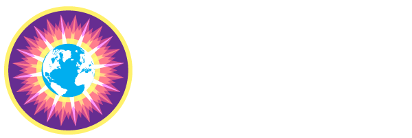 Center for Earth Ethics Logo - White