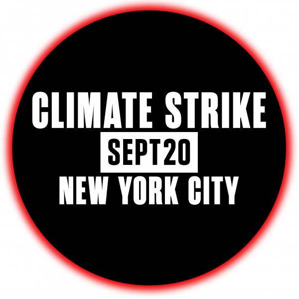Climate Strike - September 20th - Global and Local • Center